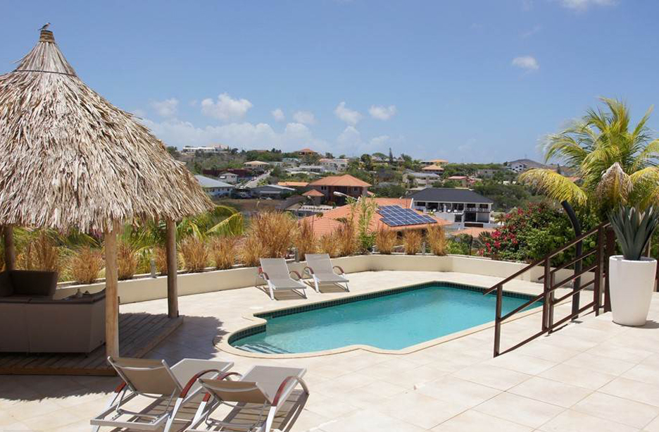 rent a villa Curaçao