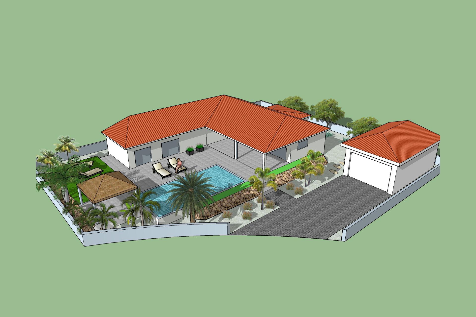 Villa Soleada Jan Thiel Curacao